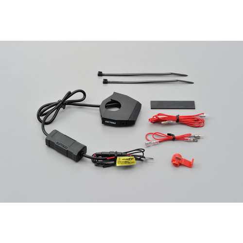 Daytona Port USB avec support fin