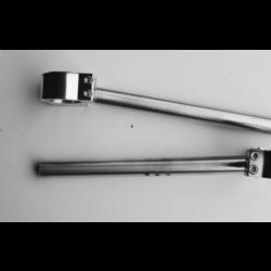 Clip-On handlebar 22 mm 41 mm BMW K75 K100 K1 K1100