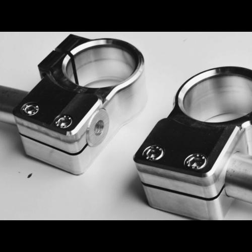 Clip On Lenker 22mm 41mm BMW K75 K100 K1 K1100