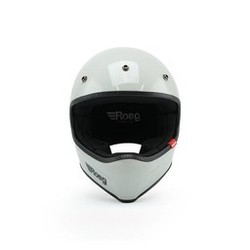 Casque Peruna Fog White