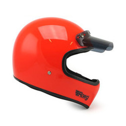 Casque Peruno Oompa orange