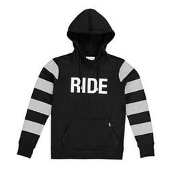 Ringo hoodie zwart/grijs