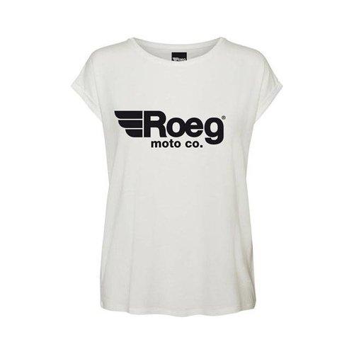 Roeg OG TEE Damen T-Shirt weiß
