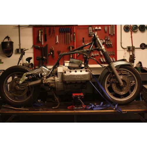 Wimoto BMW K75 K100 K1100  Swingarm / Pro-link Suspension Kit