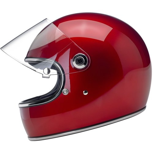Biltwell Gringo S ECE Metallic Candy Red