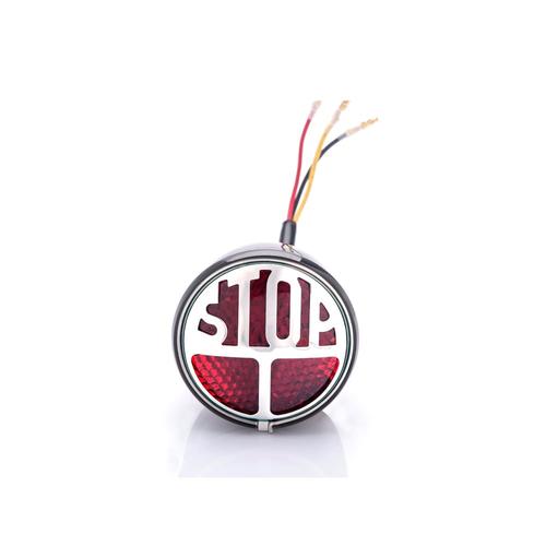Motone Feu stop arrière Replica Miller - LED