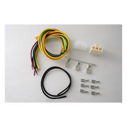 Kabelboomconnectorset Hon 01-06 CBR600F4i 02-03 CBR954RR 954cc 02-06 RVT1000 RC51 00-09 VFR800