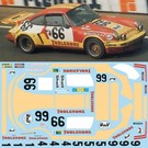 PORSCHE 911 RSR / TOBLERONE