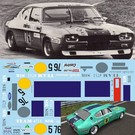 FORD CAPRI / TEAM 4711