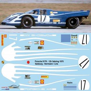 PORSCHE 917 / HERRMANN / LINS