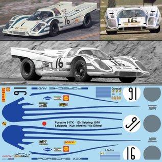 PORSCHE 917 / AHRENS / ELFORD