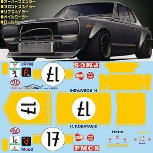 NISSAN SKYLINE / KPGC10 / KOBAYASHI - (FANTASY)