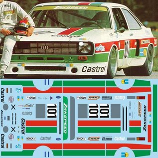 FORD ESCORT MK2 / CASTROL DRM75 HEYER