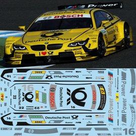 BMW M3 DTM / Timo Glock