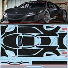 HONDA NSX GT3 / ROLLOUT CARBON