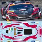 HONDA NSX GT3 / SCHUBERT