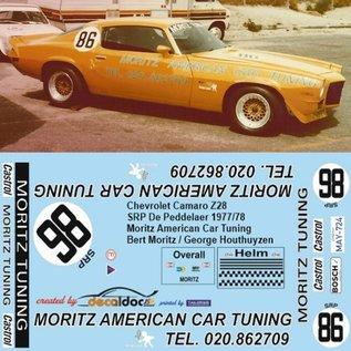 CAMARO Z28 / MORITZ SRP 1977