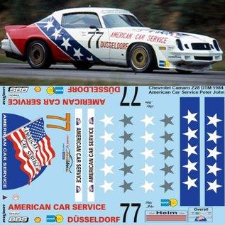 CAMARO Z28 / ACS DTM 1984