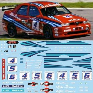 ALFA ROMEO 155 V6 / MARTINI GTA 92