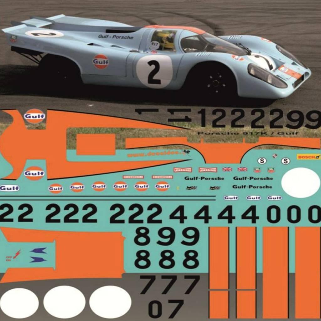 PORSCHE 917 / GULF