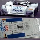 BMW V12 LMR / FINA