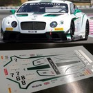 BENTLEY / CONTINENTAL GT3 (WERK)