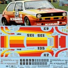 VW GOLF 1 / KAMEI