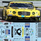 BENTLEY / CONTINENTAL GT3 / ABT
