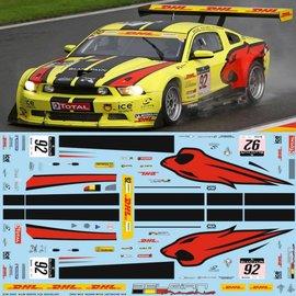 MUSTANG GT3 / BELGIAN RACING