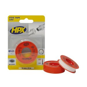HPX HPX PTFE tape gas
