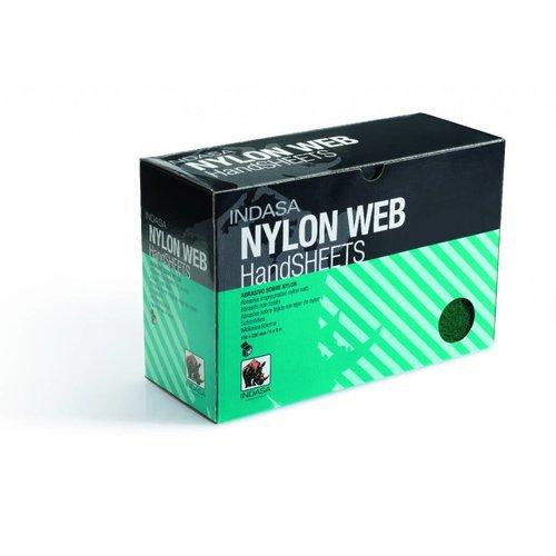 Indasa Rhyno Nylon Web schuurvlies