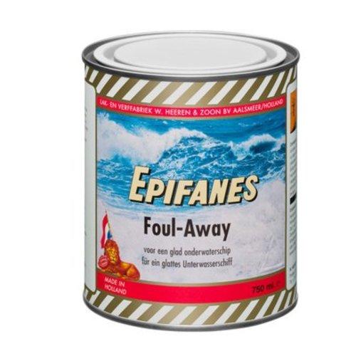 Epifanes Epifanes Foul Away (kopervrije zelfslijpende onderwaterverf)