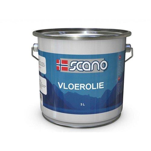 Jotun & Scano Vloerolie