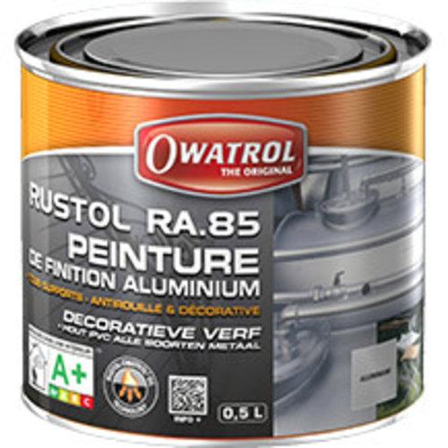 Owatrol Owatrol Rustol Aluminiumverf voor alle ondergronden