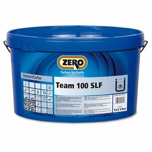 Zero Coatings Team 100 SLF Muurverf