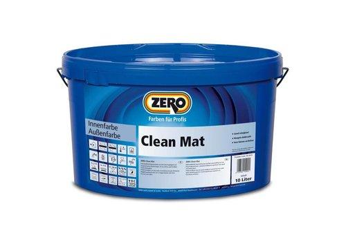 Zero Coatings Clean Mat Muurverf