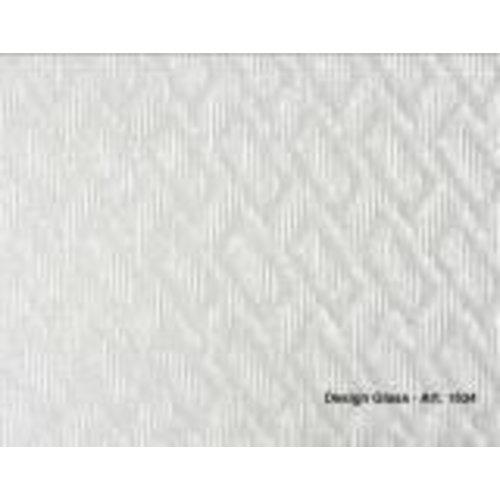 Intervos Glasweefsel behang Design Glass 1634 Intervos rol 50m x 1m 50% korting