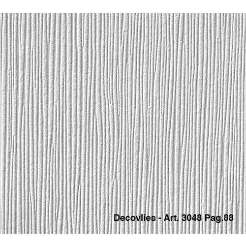Intervos Glasweefsel behang Decovlies 3048 Intervos rol 25m x 1,06m
