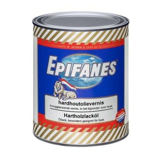Epifanes Hardhoutolievernis Mat met uv filter
