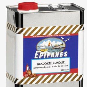 Epifanes Lijnolie Gekookt en Rauw