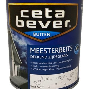 CetaBever Meesterbeits 1,25 liter transparant