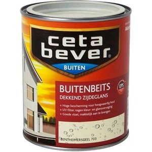 CetaBever Buitenbeits 750 ml Dekkend