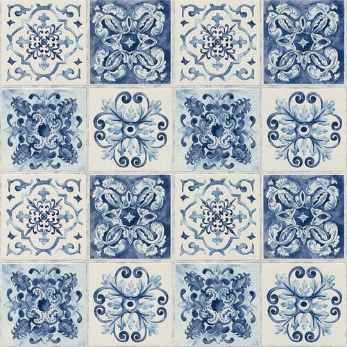 Rasch Tiles & More XIII  behang 885309