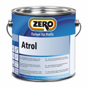Zero Coatings Atrol Systeemverf