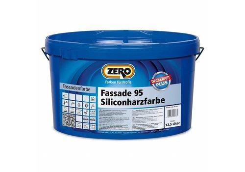 Zero Coatings Fassade 95 Siliconharzfarbe (Buiten Muurverf)