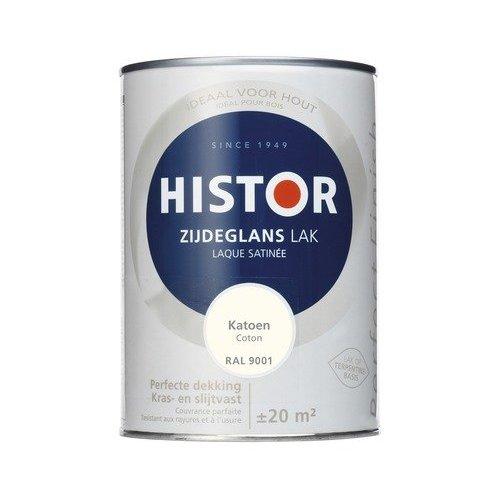 Histor Hoogglans lak 1,25 liter