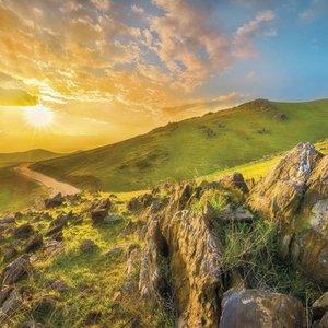 Komar Foto behang  8-525  Mountain