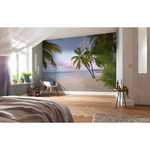 Komar Fotobehang vlies  4-528   Paradise Morning
