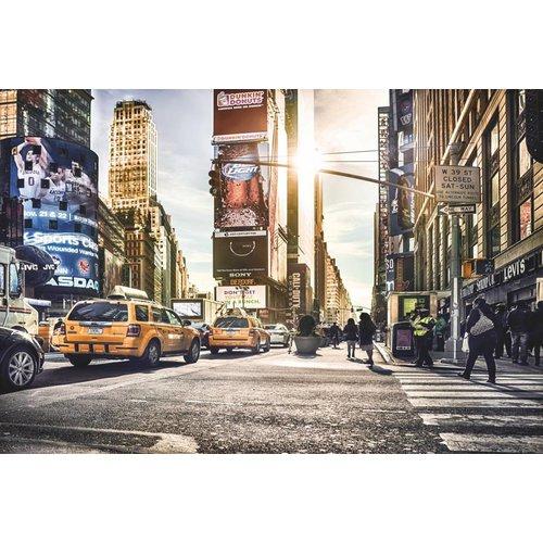 Komar Fotobehang  vlies XXL4-008 Times Square
