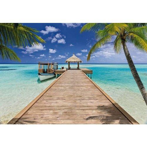 Komar Fotobehang  8-921 Beach Resort